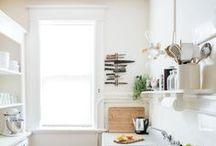 the kitchen ....