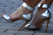 hot heels / by Thalia Demakes