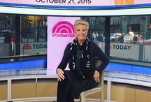 My TV shows / Here's a look at all of the television shows I've worked on during my years in the industry. From Good Morning America to the Today show, take a look at the many places I've appeared.