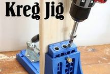 Woodworking Ideas / by Kim Pridmore