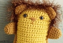 Crochet: Lions / by Polly Wickstrom