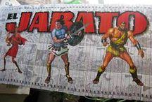 COLECCION COMICS Y TEBEOS / Cómics y tebeos: los mayores superhéroes y las mejores viñetas de todocoleccion. http://www.todocoleccion.net/s/tebeos-comics