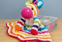 Crochet: Blanket Buddies / by Polly Wickstrom