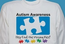 """Autism Store / """"Autism is not a puzzle, nor a disease. It is a challange, but certainly not a devistating one. Autism is about having a pure heart and being very sensitive. It is about finding a way to survive in an overwhelming, confusing world. It is about developing differently, a different pace with different leaps.  Autistic beings develop and bloom if their spirits, talents and self-esteem are not destroyed by bullies, prejudice, 'doggie-training', and being forced to be 'normal'.""""  ~ Trisha Van Berkel  / by spectrumdaze"""