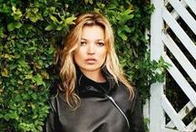 Style : Kate Moss