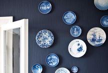 KLEUR ✽ Blauw Interieur | Blue Interior / Doe kleurinspiratie in de kleur blauw op voordat je je huis gaat veranderen. Als kleurstylist, kleuradviseur en kleurspecialist help ik je graag met kleuradvies op maat. Kijk voor meer kleurinspiratie voor je interieur op www.stijlidee.nl en vraag vrijblijvend een offerte aan via info@stijlidee.nl  / by STIJLIDEE