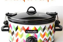 slow cooker / Anything Crock Pot