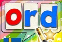 Barnappar på svenska med bokstavsljud / I dessa appar får man höra bokstävernas ljud uttalas på svenska. Apparna kan användas för att lära sig alfabetet, att forma bokstäver, att stava och att läsa. #svapplista