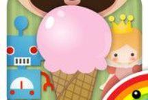 10 somriga barnspel fyllda med sol, strand, blommor, jordgubbar och glass / Vi har letat. Barnen har testat. Resultatet är en härlig lista med barnvänliga sommarspel. Perfekt att leka med när sommarregnet faller eller på bilresan. #svapplista