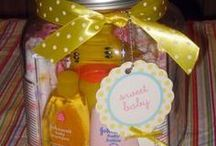 Kid's/Baby shower Idea board / by Eydie Lee Faisca
