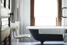 Bath Living / Bathrooms - Decor - Style - Towels / by euni figi
