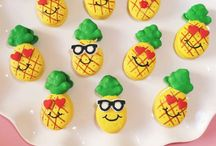 ♡ Pineapples Are Awesome! ♡ / Pineapples Rock My World! Everything related to pineapples!