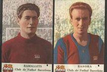 COLECCION CROMOS DE FUTBOL / Cromos del Madrid, del Barcelona, Atletico, todo tipo de cromos   de los años 80 y 90, los más difíciles de obtener... http://www.todocoleccion.net/s/albumes-cromos-deportes