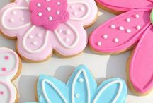 Decorated Cookies / by Polly Wickstrom