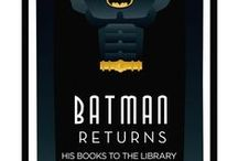 Heroes / Summer Reading 2015 Every Hero Has a Story Library Ideas