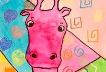Arts and Crafts for Kids ll / by Polly Wickstrom