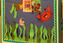 Bulletin Boards: Book-Themed / by Polly Wickstrom