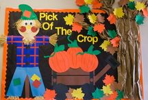 Bulletin Boards: Fall / by Polly Wickstrom
