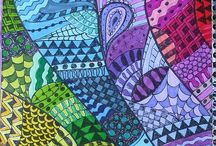 Doodles and Zentangles / by Polly Wickstrom