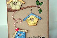 Card Ideas / by Polly Wickstrom
