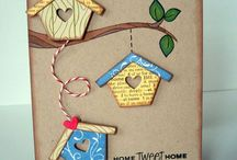 Card Ideas / by Polly Wickstrom