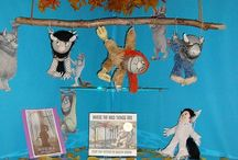 Books: Library Book Displays / by Polly Wickstrom