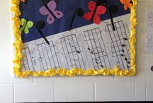 Bulletin Boards: Music / by Polly Wickstrom