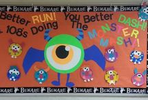 Bulletin Boards: Monsters / by Polly Wickstrom