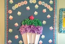 Bulletin Boards: Cupcakes / by Polly Wickstrom