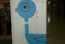 Bulletin Boards: Mo Willems / by Polly Wickstrom