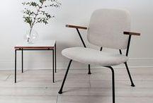 STIJL ✽ Gispen Stijl   Gispen Style / Architectuur in de stijl van Willem Hendrik Gispen. Gispen's bekendste ontwerp is de Gispen stoel. Ook ontwierp Gispen veel bureau's, kasten en bureaustoelen. Ik geef je graag interieuradvies en kleuradvies in de stijl van Gispen. Vraag vrijblijvend een offerte aan via info@stijlidee.nl