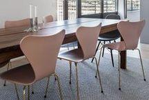 STIJL ✽ Jacobsen Stijl   Jacobsen Style / Architectuur in de stijl van Arne Jacobsen. Jacobsen's bekendste ontwerp is de Egg chair. Ik geef je graag interieuradvies en kleuradvies in de stijl van Jacobsen. Vraag vrijblijvend een offerte aan via info@stijlidee.nl