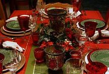 Holiday Decor / This board is where I collect ideas for holiday decor as well as pictures from parties I've had at my own home for Thanksgiving, Easter, Mothers Day - whatever the get-together - find it here - I LOVE to decorate for a special occasions!