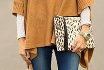 Women's Fall fashions / The closer we get to fall the more i start thinking about fall fashions.  It's not always about buying a new outfit, but being inspired how to put outfits together and buy accessories that help make the things already in our closet more up to date!