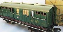 COLECCION TRENES A ESCALA / Colección de trenes de juguete a escala: trenes escala 0, trenes escala H0, trenes escala N, trenes escala Z y maquetas de trenes a diferentes escalas. http://www.todocoleccion.net/s/trenes-de-juguete