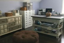 Craft studio / My new studio