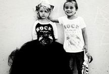 * FASHION for  LITTLE PEOPLE * / by A WONDERING GYPSY :♥ Melli