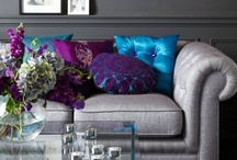 Home sweet home / Color, decorating and furniture ideas for the home
