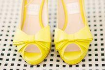 * Yellow Crush * / by A WONDERING GYPSY :♥ Melli