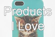 Products I Love / by WTFab