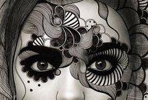 Artists Extraordinaire! / by Riddick Vianne