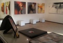 Pharoah Art Gallery / Peter Pharoah Fine art collection is available exclusively from the Pharoah Gallery in Wilderness, South Africa http://www.peterpharoah.com