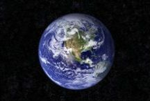 Planet Earth / Sites to see on Terra. / by Jonathan Wheeler