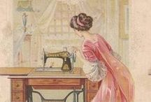 Sewing:  Vintage / by Robyn