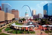 St. Louis, MO / For the public - no one here really calls our fair city 'St. Louie';   For the locals - WDYGtoH.S.?  Parkway North. / by Robyn