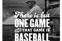 Baseball / by Tricia Diemert
