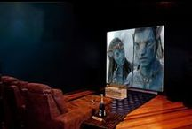 Gold Class Cinema In-house movies / Some of the movies in our Mt Tamborine Accommodation Gold Class Cinema / by Escarpment Retreat & Day Spa