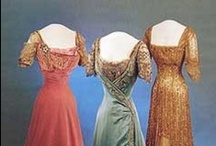 Antique Gowns: 1900-19 / by Robyn
