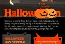Hallowe'en Everything / HALLOWE'EN  / by Tricia Diemert