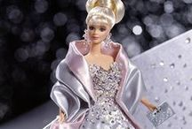 Elegant Gowns - Barbie!! / That Barbie - she has everything! / by Robyn